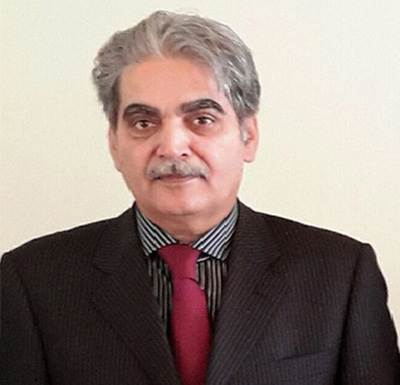 Mr. Tariq Mahmood Pasha